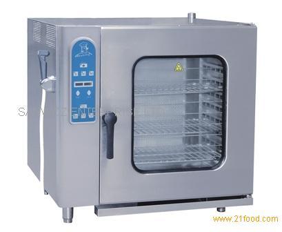 Kitchen Equipment Combi Steamer Oven