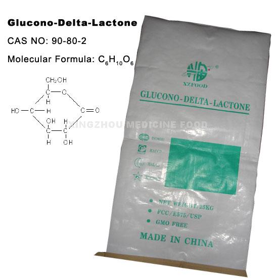 Glucono-Delta-Lactone (GDL) from China Anhui , Glucono-Delta ...